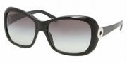 Bvlgari BV8066 Sunglasses Sunglasses - 501/8G Black / Gray Gradient