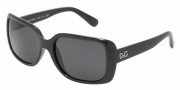 D&G DD8067 Sunglasses Sunglasses - 501/87 Black / Gray