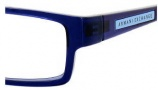 Armani Exchange 137 Eyeglasses Eyeglasses - 0N3O Dark Blue