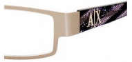 Armani Exchange 216 Eyeglasses Eyeglasses - 0NZA Satin Gold Black