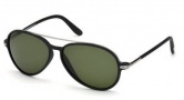 Tom Ford FT0149 Ramone Sunglasses Sunglasses - O02N Matte Black 