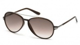 Tom Ford FT0149 Ramone Sunglasses Sunglasses - O48F Dark Brown 