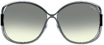 Tom Ford FT0155 Sunglasses Sunglasses - O08B Shiny Gunmetal