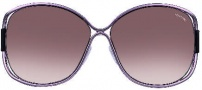 Tom Ford FT0155 Sunglasses Sunglasses - O81F Shiny Violet