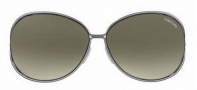 Tom Ford FT0158 Clemence Sunglasses Sunglasses - O10P Nickel 
