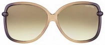 Tom Ford FT0165 Callae Sunglasses Sunglasses - O83F Viola