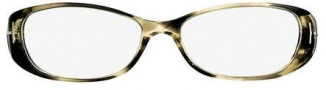 Tom Ford FT5075 Eyeglasses Eyeglasses - OU46 Green Olive