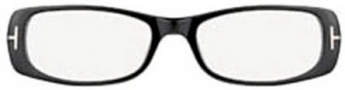 Tom Ford FT5121 Eyeglasses Eyeglasses - O001 Shiny Black