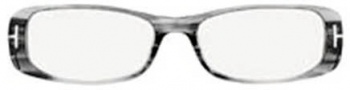 Tom Ford FT5121 Eyeglasses Eyeglasses - O020 Transparent Grey