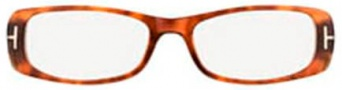 Tom Ford FT5121 Eyeglasses Eyeglasses - O053 Light Havana