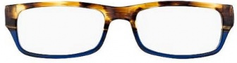 Tom Ford FT5130 Eyeglasses Eyeglasses - O056 Havana Gradient Blue