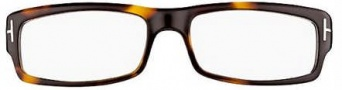 Tom Ford FT5137 Eyeglasses Eyeglasses - O052 Dark Soft Havana