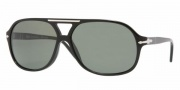 Persol PO2958S Sunglasses Sunglasses - 24/57 Havana / Crystal Brown Polarized