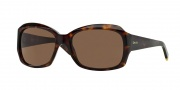 DKNY DY4048 Sunglasses Sunglasses - (301673) Dark Tortoise / Brown 
