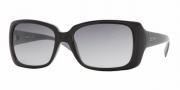 DKNY DY4052 Sunglasses Sunglasses - (337711) Black-Ice / Gray Gradient