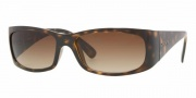 DKNY DY4065 Sunglasses Sunglasses - (329113) Havana / Brown Gradient