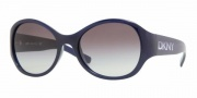 DKNY DY4068 Sunglasses Sunglasses - (315211) Blue / Gray Gradient