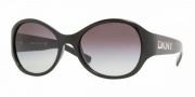 DKNY DY4068 Sunglasses Sunglasses - (329011) Black / Gray Gradient