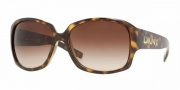 DKNY DY4069 Sunglasses Sunglasses - (329113) Havana / Brown Gradient