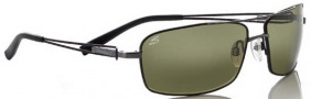 Serengeti Dante Sunglasses Sunglasses - 7268 Shiny Silver / Drivers