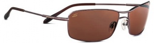 Serengeti Firenze Sunglasses Sunglasses - 7110 Espresso / Polarized Drivers
