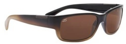 Serengeti Merano Sunglasses Sunglasses - 7241 Brwon Fade / Polarized Drivers