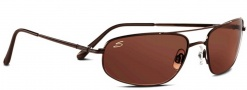 Serengeti Velocity Sunglasses Sunglasses - 7273 Espressso / Polarized Drivers