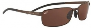 Serengeti Vento Sunglasses Sunglasses - 7299 Espresso / Polarized Drivers