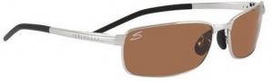 Serengeti Vento Sunglasses Sunglasses - 7295 Shiny Silver / Drivers