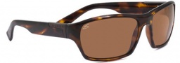 Serengeti Gio Sunglasses Sunglasses - 7246 Shiny Dark Demi Tortoise / Polarized Drivers