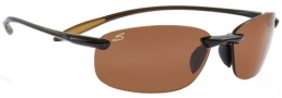 Serengeti Nuvola Sunglasses Sunglasses - 7360 Shiny Brown / Polar PhD Drivers