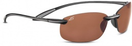 Serengeti Nuvola Sunglasses Sunglasses - 7358 Hematite / Polar PhD Drivers