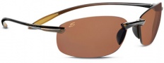 Serengeti Nuvino Sunglasses Sunglasses - 7316 Shiny Brown / Polar PhD Drivers