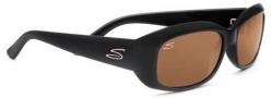 Serengeti Bianca Sunglasses Sunglasses - 7409 Shiny Black / Drivers