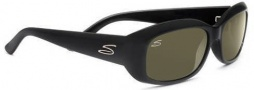 Serengeti Bianca Sunglasses Sunglasses - 7364 Shiny Black / Polarized 555nm