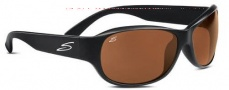 Serengeti Giada Sunglasses Sunglasses - 7400 Shiny Black / Drivers