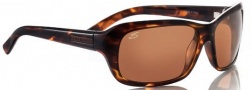 Serengeti Vittoria Sunglasses Sunglasses - 7313 Shiny Tortoise / Polarized Drivers