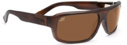 Serngeti Matteo Sunglasses Sunglasses - 7372 Amber Tortoises / Polarized Drivers