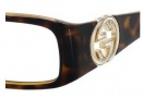 Gucci 3136 Eyeglasses Eyeglasses - 0791 Havana