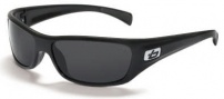 Bolle Copperhead Sunglasses Sunglasses - 11226 Shiny Black / TNS