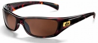 Bolle Copperhead Sunglasses Sunglasses - 11229 Dark Tortoise / TLB Dark