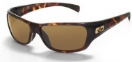 Bolle Crown Sunglasses Sunglasses - 11277 Dark Tortoise / TLB Dark