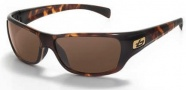 Bolle Crown Sunglasses Sunglasses - 11276 Dark Tortoise / Polarized A-14