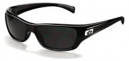 Bolle Crown Sunglasses Sunglasses - 11275 Shiny Black / Polarized TNS