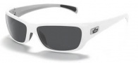 Bolle Crown Sunglasses Sunglasses - 11278 White-Silver / TNS
