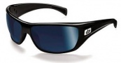 Bolle Cobra Sunglasses Sunglasses - 11324 Shiny Black / Polarized Offshore Blue