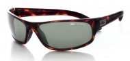 Bolle Anaconda Sunglasses Sunglasses - 10335 Dark Tortoise / Polarized Axis