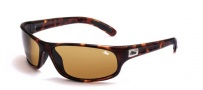 Bolle Anaconda Sunglasses Sunglasses - 10511 Dark Tortoise / TLB Dark