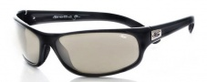 Bolle Anaconda Sunglasses Sunglasses - 10339 Shiny Black / TNS