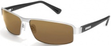 Bolle Astor Sunglasses Sunglasses - 11299 Shiny Silver / TLB Dark